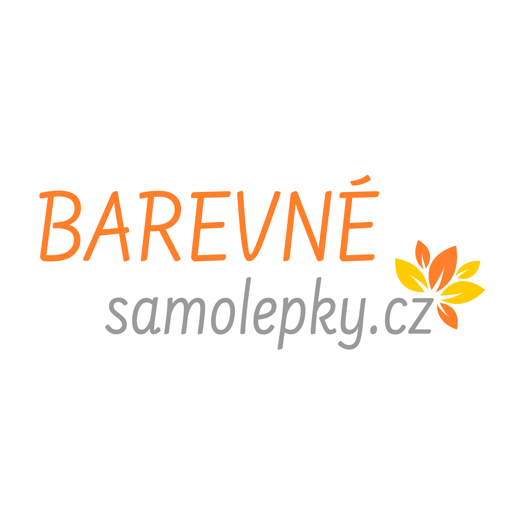 BAREVNÉ samolepky.cz