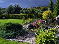 zahrada - Okrasné zahrady