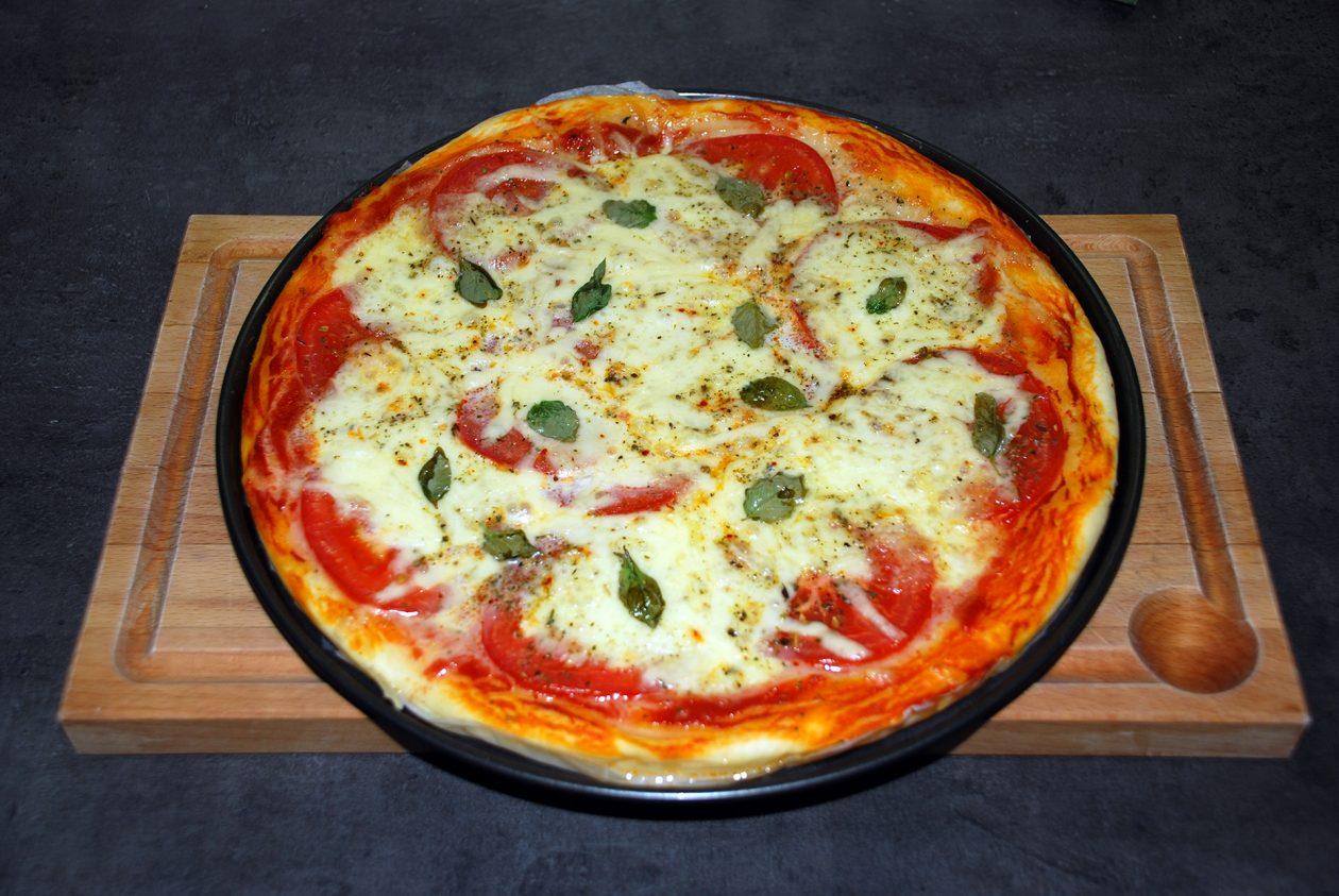 Originální těsto na pizzu